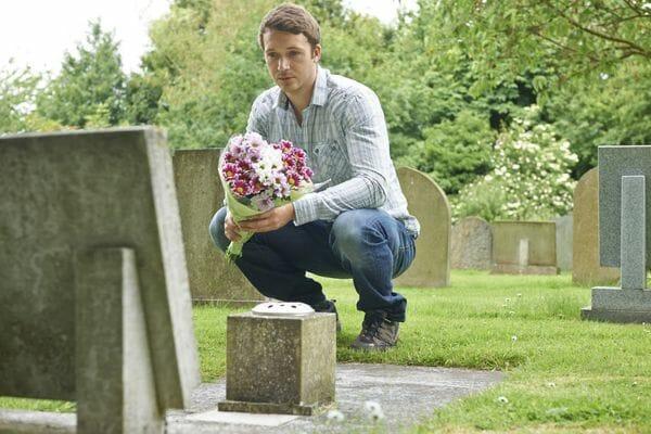 headstones, gravestones, memorial stones